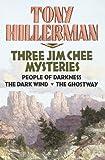 Tony Hillerman : Three Jim Chee Mysteries ( People of Darkness / The Dark Wind / The Ghostway )