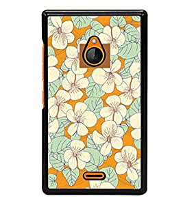 Aart Designer Luxurious Back Covers for Nokia XL540 + Portable & Bendable Silicone, 360 Degree Flexible USB Fan by Aart Store.