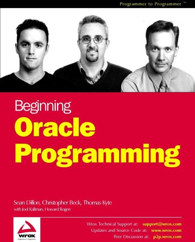Expert one on one oracle by thomas kyte