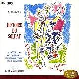 ストラヴィンスキー:兵士の物語