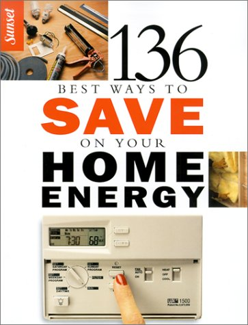 Image for 136 Best Ways to Save on Your Home Energy