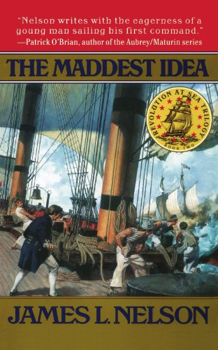 The Maddest Idea (Revolution at sea trilogy)