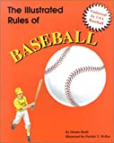 img - for The Illustrated Rules of Baseball book / textbook / text book