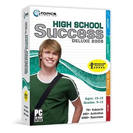 High School Success Deluxe 2009 [Old Version]