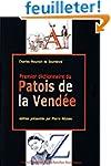 Premier Dictionnaire du patois de la...