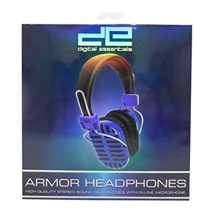 Digital Essentials Armor DEHP-1500M On the Ear Headset