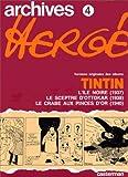 echange, troc Hergé - Archives Hergé