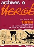 ARCHIVES HERG� T04: ILE NOIRE, S.D'OT...