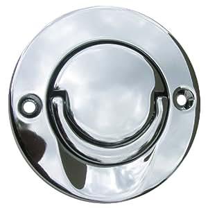 LASCO-Simpatico 31401C Roman Tub Drain Replacement Top with Screws, Chrome Plated