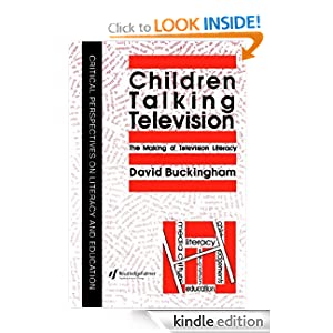 Amazon.com: Children Talking Television (Social Aspects of AIDS ...