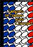 Langues de France, osez l'Europe