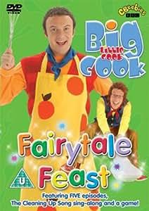 Big Cook Little Cook: Fairytale Feast [DVD]