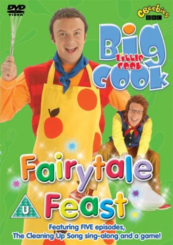 Big Cook Little Cook: Fairytale Feast [DVD]