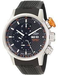 Edox Men's 01110 3 NIN WRC Automatic Chronorally Watch