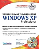 img - for Configuring and Troubleshooting Windows XP Professional (With CD-ROM) book / textbook / text book