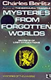 Mysteries from Forgotten Worlds (0285629298) by Berlitz, Charles