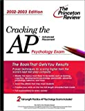 Cracking the AP Psychology, 2002-2003 Edition (College Test Prep) (0375762280) by Sternberg, Robert