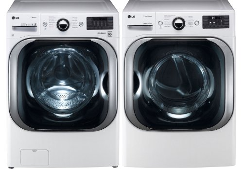 Lg Front Load Washer And Dryers front-325390