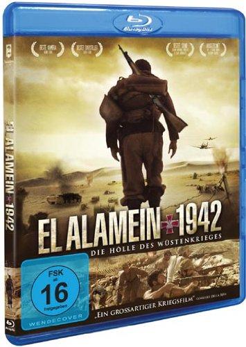El Alamein 1942 - Die Hölle des Wüstenkrieges (Blu-ray) [Alemania] [Blu-ray]