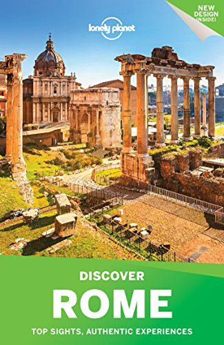 Lonely Planet Discover Rome 2017 (Travel Guide)