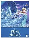 Image de La Reine des Neiges - 3d+2d - Steelbook - Édition [Blu-ray]