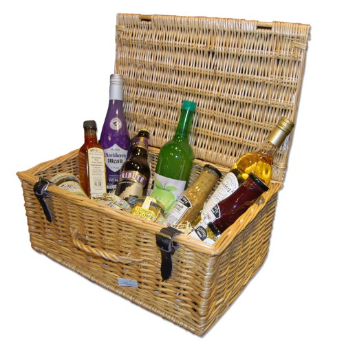 Simply Cornish Hampers Simply A Taste of Cornwall Hamper