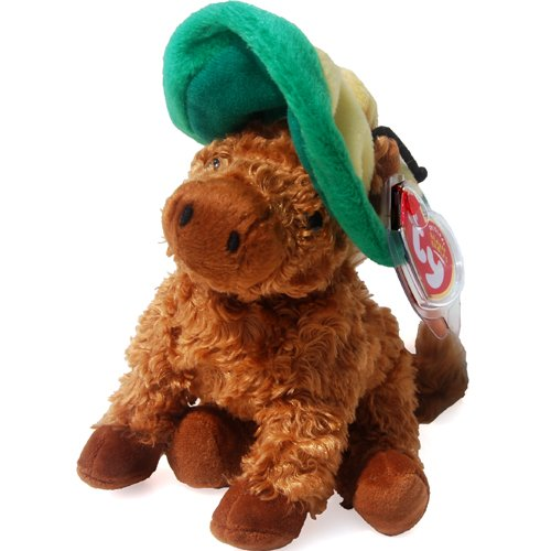 SIESTA the Donkey - (Internet Exclusive) - Ty Beanie Babies - 1