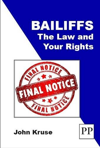Bailiffs the Law & Your Rights PDF