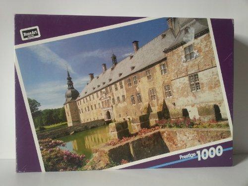 RoseArt Prestige Lembeck Castle, Westphalia Jigsaw Puzzle 1000 Piece