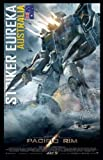 Pacific Rim - 11 x 17 Movie Poster - Style H