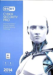 Eset Cyber Security 2014 Pro for Mac 1Yr 1-User