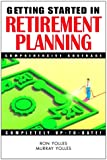 Getting started in retirement planning