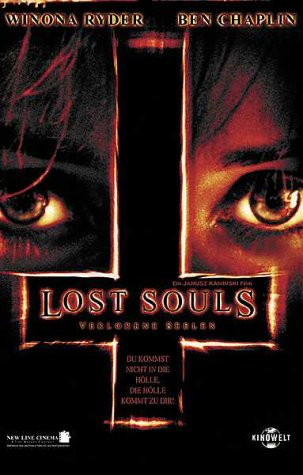 Lost Souls - Verlorene Seelen [VHS]