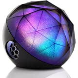 Yantouch BlackDiamond+ (BD+) Outdoor Wireless Bluetooth Speaker build-in 10 Hour Battery with LED Lights, Amazing Sound and Powerful SubWoofer Base, iPhone iPad APP, Wireless Remote Control, 2014 Enhance Version