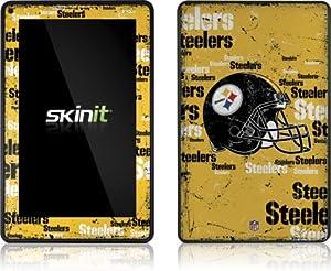 NFL - Pittsburgh Steelers - Pittsburgh Steelers - Blast - Amazon Kindle Fire - Skinit Skin by Skinit