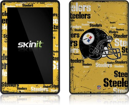NFL - Pittsburgh Steelers - Pittsburgh Steelers - Blast - Amazon Kindle Fire - Skinit Skin by Skinit