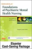 img - for Varcarolis' Foundations of Psychiatric Mental Health Nursing - Text and Elsevier Adaptive Learning Package, 7e book / textbook / text book