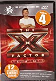 Karaoke - the X Factor - Vol. 4 [DVD]