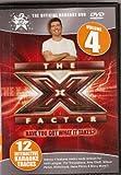 Karaoke - the X Factor - Vol. 4 [DVD]