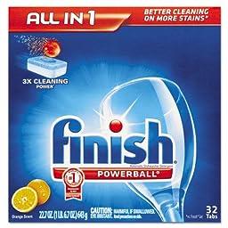 RAC81095 - Powerball Dishwasher Tabs
