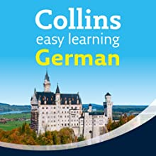 German Easy Learning Audio Course: Learn to speak German the easy way with Collins (       UNABRIDGED) by Rosi McNab Narrated by  Collins