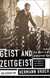Geist and Zeitgeist: The Spirit in an Unspiritual Age