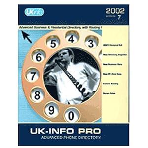 UK Info Disk 14 Pro (2 cds)