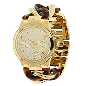 Generic Men's Metal Square Jointing Automatic Watch Waterproof 30M Gold