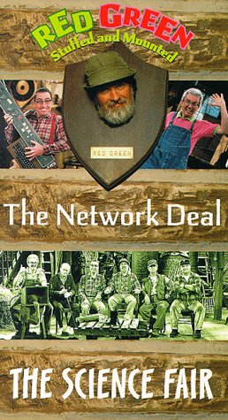 Red Green Show: Network Deal & Science Fair [VHS]