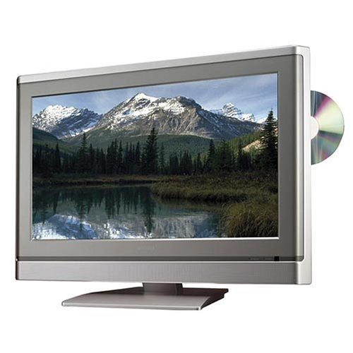 Toshiba 23HLV85 23-Inch TheaterWide Flat Panel HD-ready LCD TV/DVD Combo