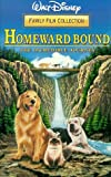 Homeward Bound [VHS]