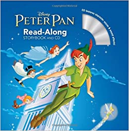 Peter Pan Read-Along Storybook and CD Paperback – January 8, 2013