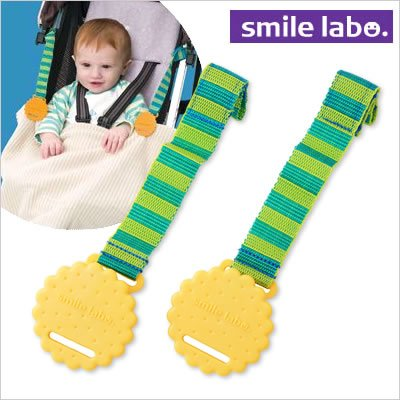 Smile Lab Cookie Clip (Japan Import) front-962073