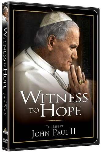 The Life of Pope John Paul II DVD